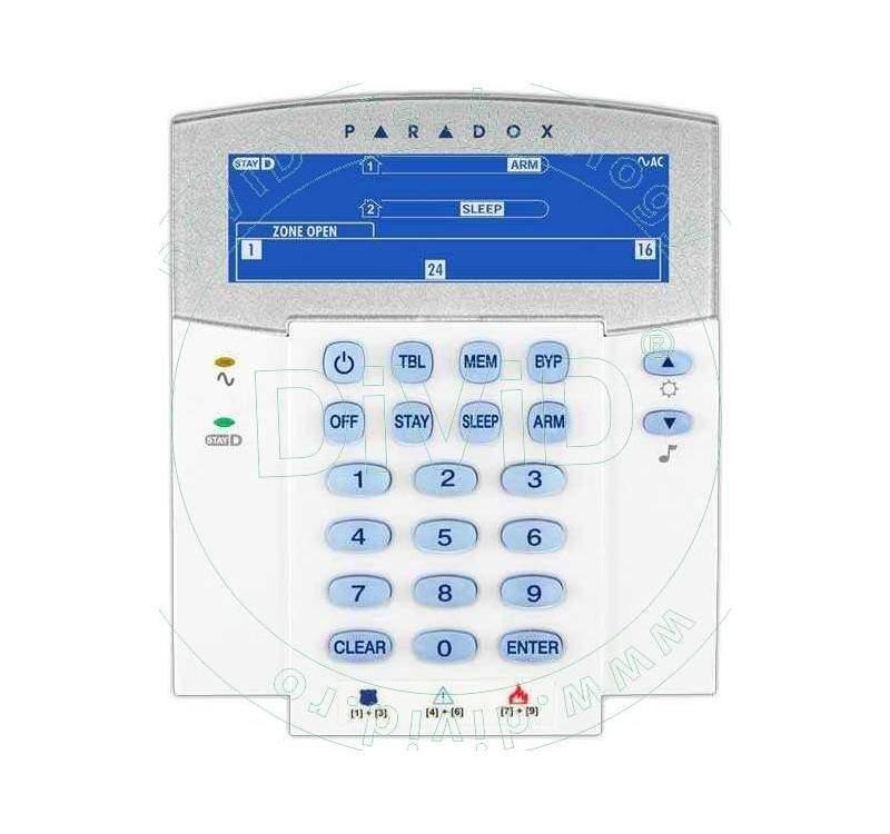 Tastatura LCD K35