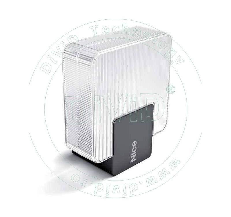 Sistem de iluminat wireless cu panou fotovoltaic LLW