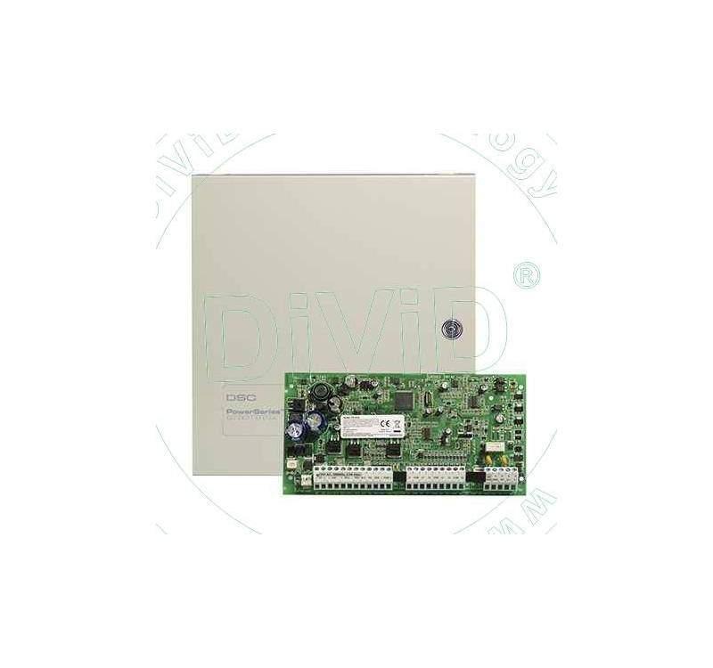 Centrala de alarma PC 1616