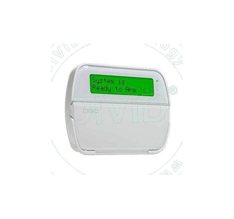 Tastatura LCD cu caractere alfanumerice PK5500