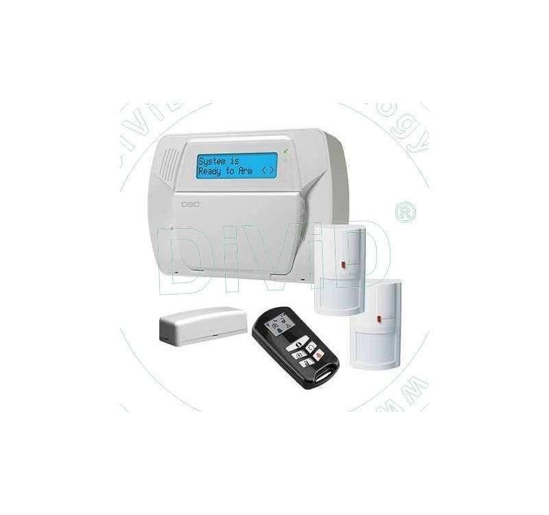 Kit centrala wireless IMPASSA 455