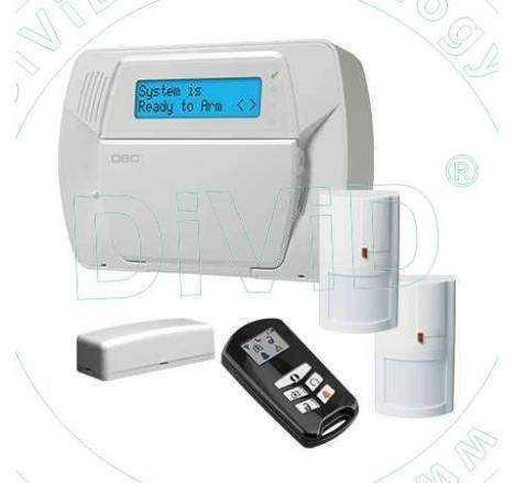 Alarma wireless IMPASSA 455