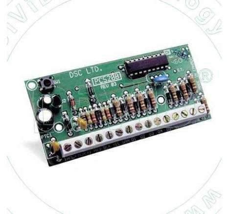 Modul de iesire 8 canale PC 5208