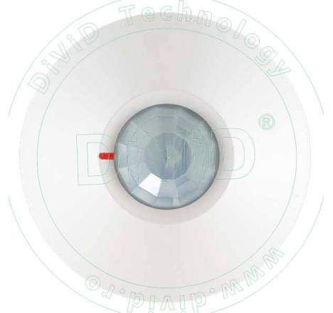 Detector de mişcare digital DG466