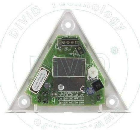 Detector de mişcare analogic 460