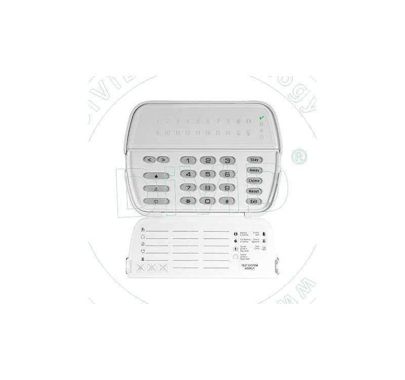 Tastatura LED 16 zone RFK5516