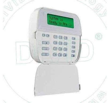 Tastatura LCD wireless  WT 5500