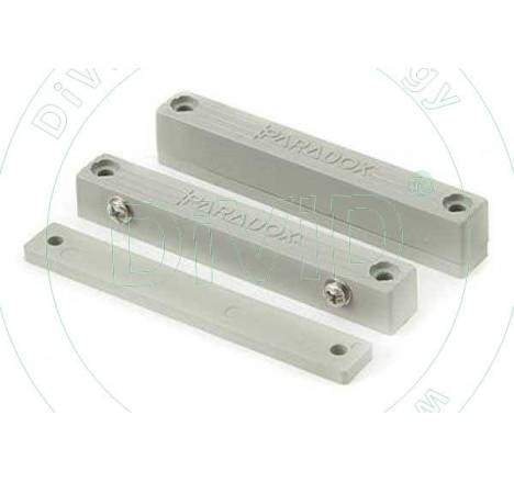 Contact magnetic industrial plastic