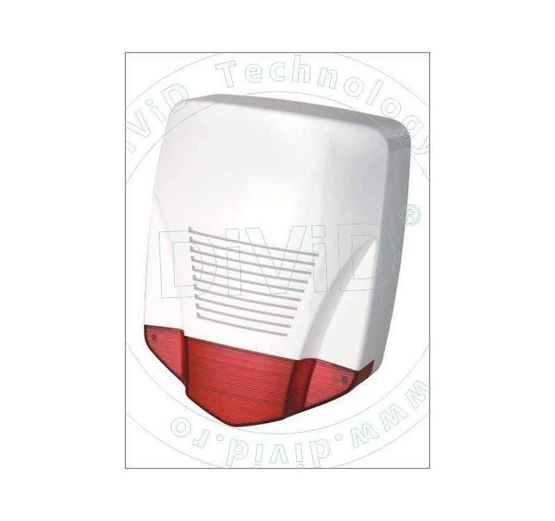 Sirena exterior stroboscopica HC F11
