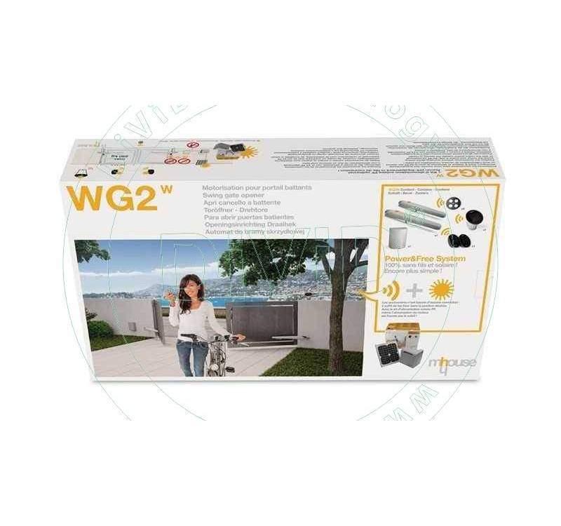 Automatizari porti batante cu accesorii wirless Mhouse  WG2W