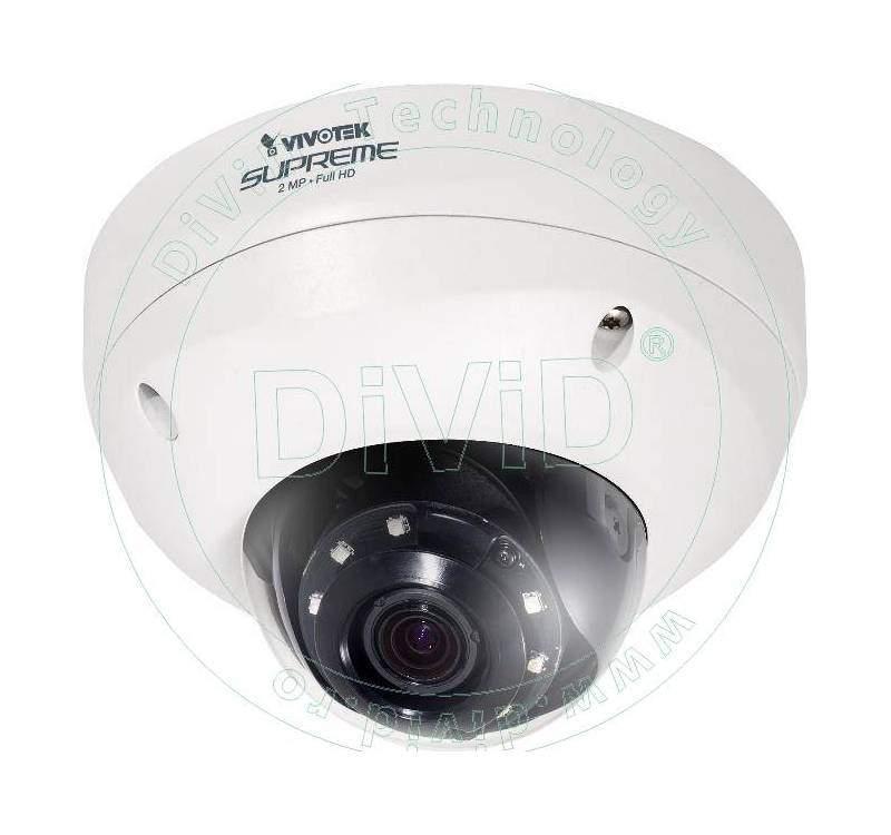 Camera 2 Megapixel IP 8363