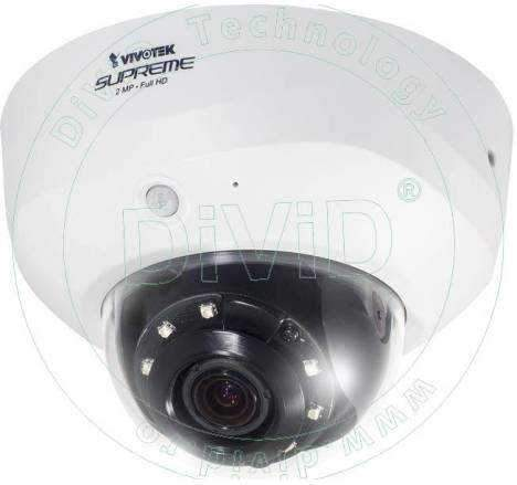 Camera 2 Megapixel IP 8163
