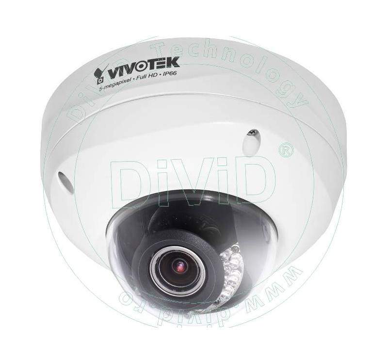 Camera 5 Megapixel IP 8372
