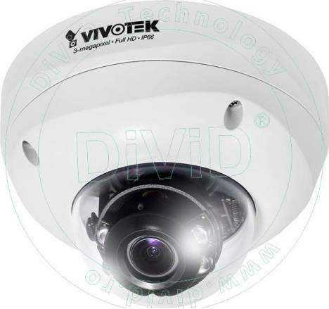 Camera 3 Megapixel IP 8371EV