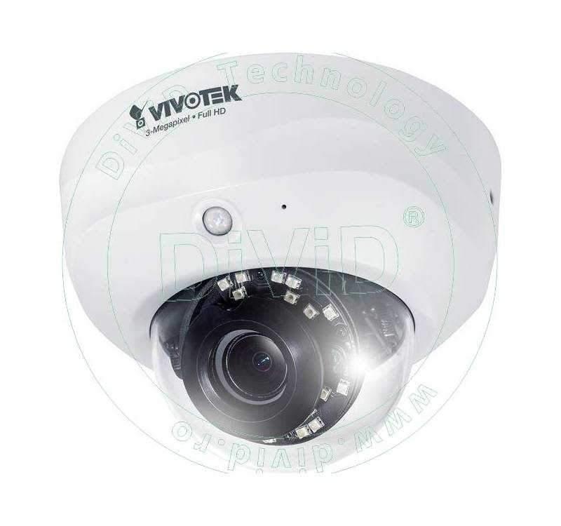 Camera 3 Megapixel IP 8171