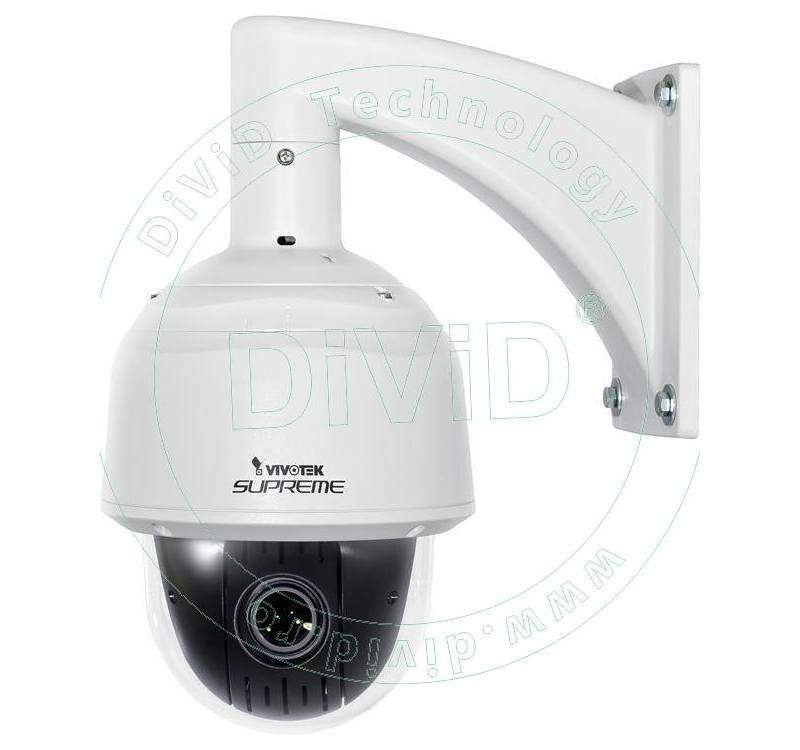 Camera PTZ IP 8326E