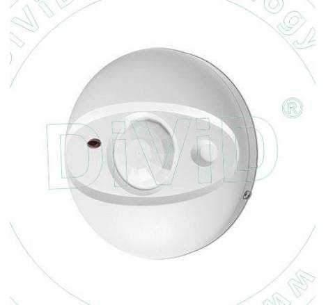 Detector PIR cu diagrama conica BV 501