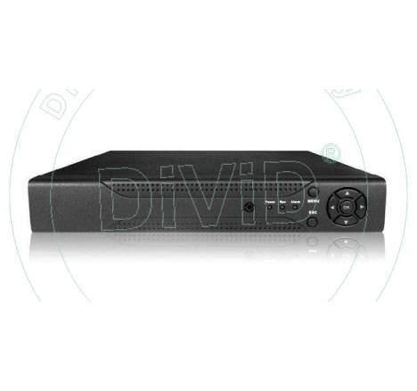 DVR cu 16 canale video, 2 audio DVR 5016