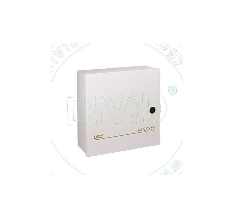 Centrala efractie din seria MAXSYS, 8 zone PC 4010A
