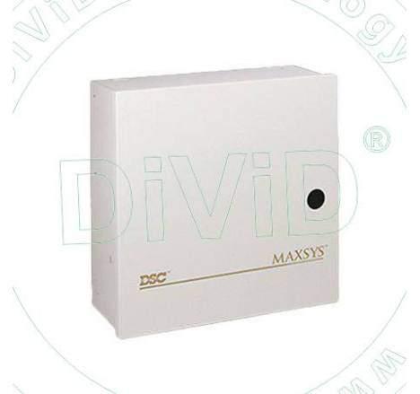 Centrala efractie din seria MAXSYS, 16 zone PC 4020A