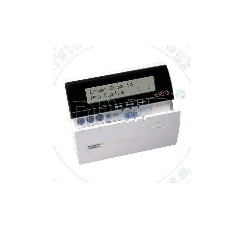 Tastatură LCD 6501