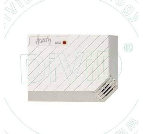 Detector adresabil de spargere de geam  AMA 100