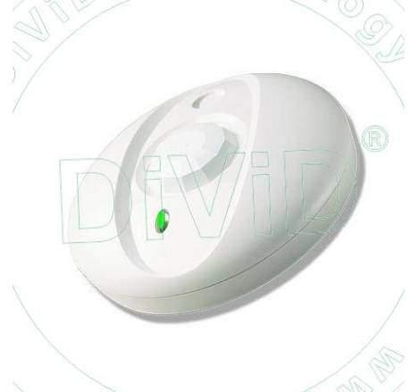 Detector adresabil PIR AMB 500