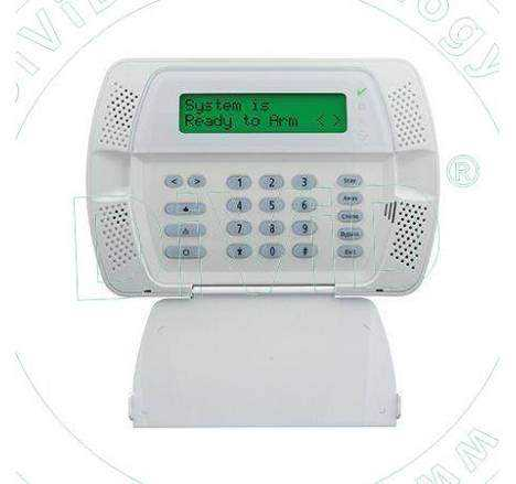 Centrala alarma wireless SCW-445