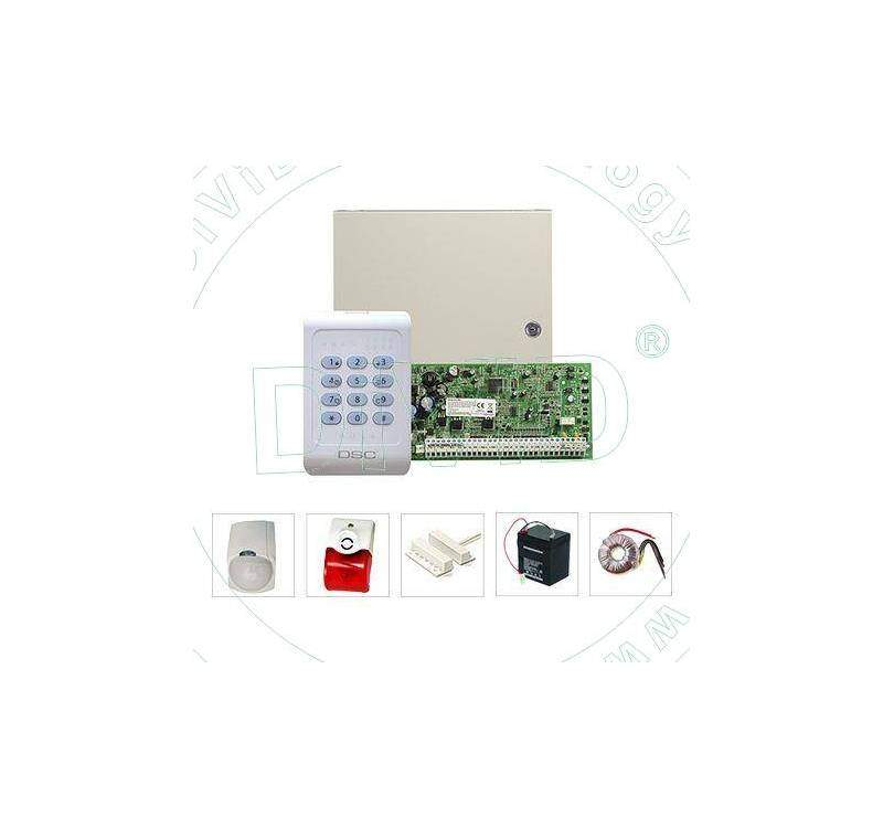 Kit efractie PC1404 int