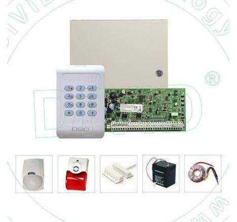 Kit efractie PC1404 int
