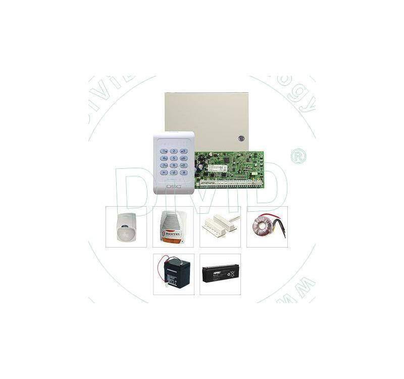 Kit efractie PC1404 ext