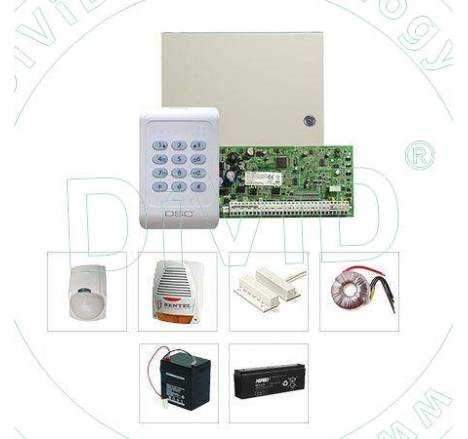 Kit efractie PC1404 ext