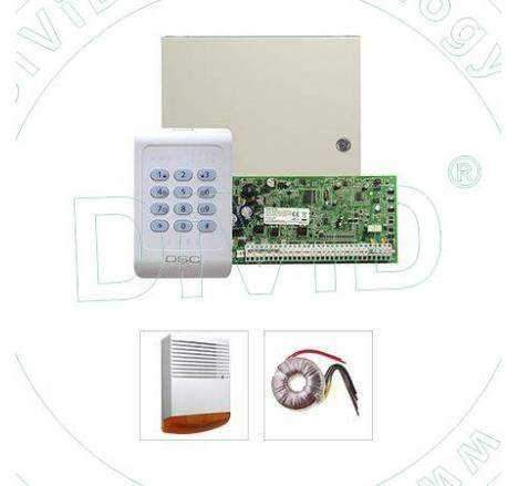 Kit efractie PC1404 ext S1