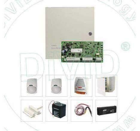 Kit efractie PC1616 ext
