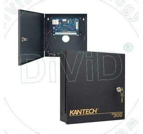 Controler acces pentru două uşi unidirectionale sau o usa bidirectionala KT 300
