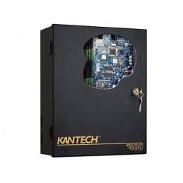Controler acces pentru 4 uşi unidirectionale sau 2 usi bidirectionale KT 400