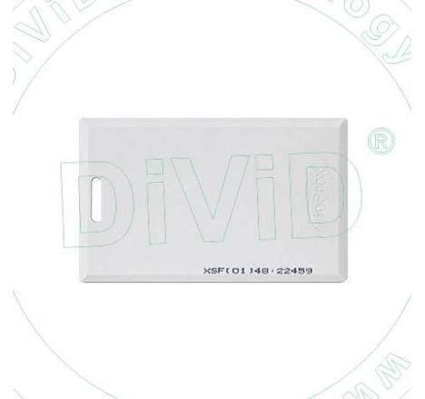 Cartela proximitate P10 SHL