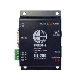 Interfaţă RS232/RS485 la TCP/IP LIF-200