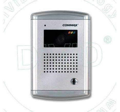 Post videocamera de exterior DRC-4CAN