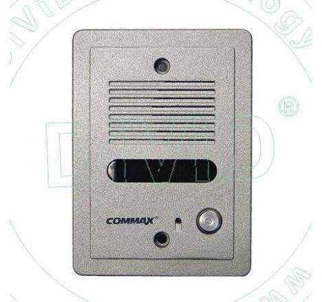 Post videocamera de exterior DRC-4CG