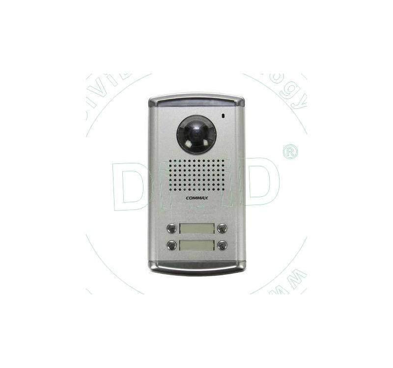 Post videocamera color de tip multifamilie