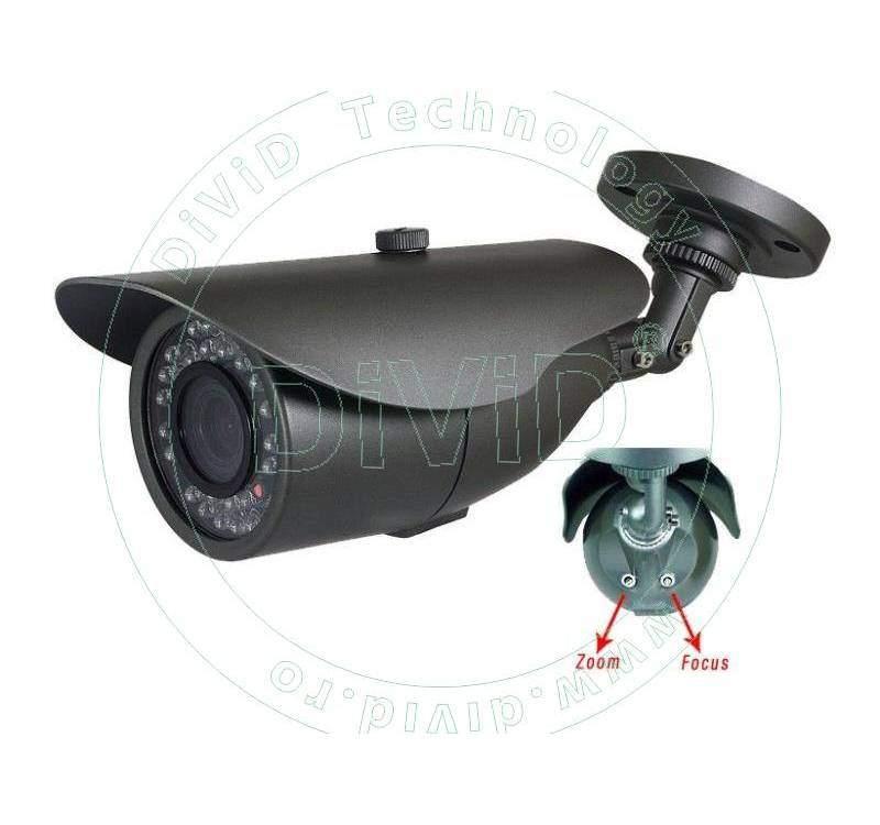 Camere de supraveghere 750 linii zoom 4-9 mm