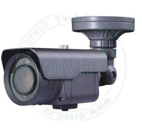 Camere de supraveghere zoom 6-60 mm