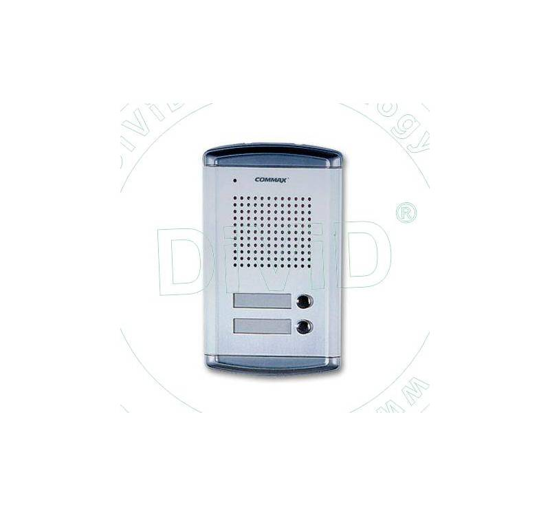 Post interfon exterior metalic DR-2A2N