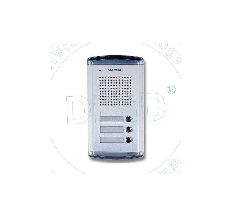 Post interfon exterior metalic DR-2A3N