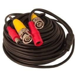 Cablu coaxial cu alimentare 30m