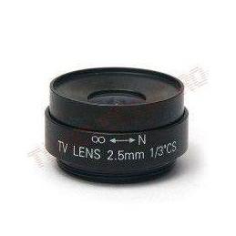 Lentila Fixa 2,5 mm