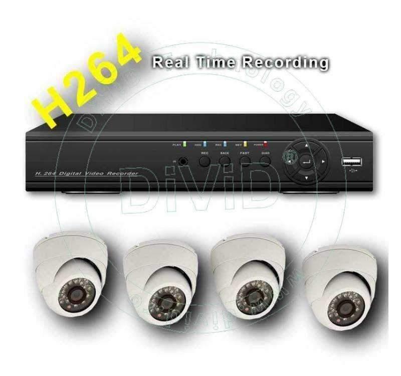 Sisteme de supraveghere interior