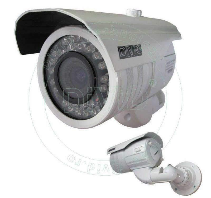 Camere supraveghere exterior DVXT40
