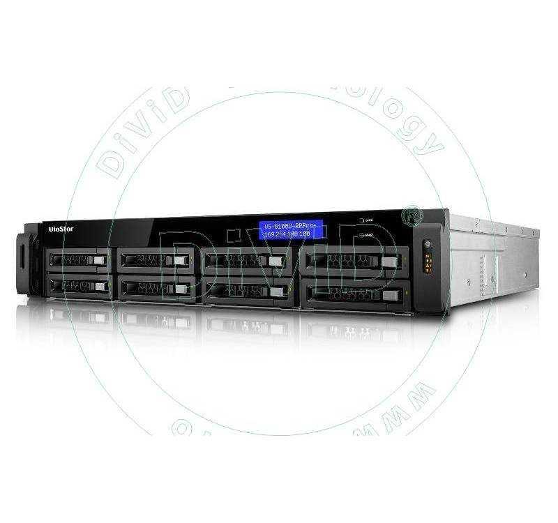 NVR VS-8140U-RP Pro+ QNAP